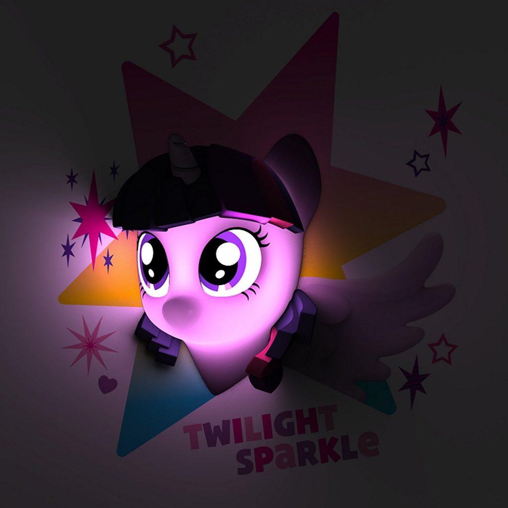 MLP: TM Twilight Sparkle 3D Deco Light 2