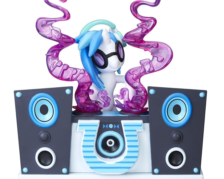 MLP: TM DJ Pon-3 Sculpture Figure 2