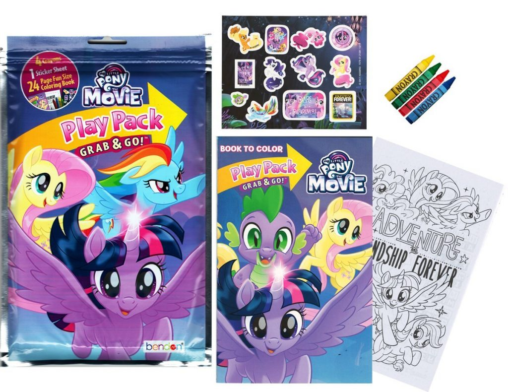 My Little Pony Play Pack