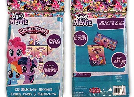 MLP: TM Sticker Treats Box Set 1