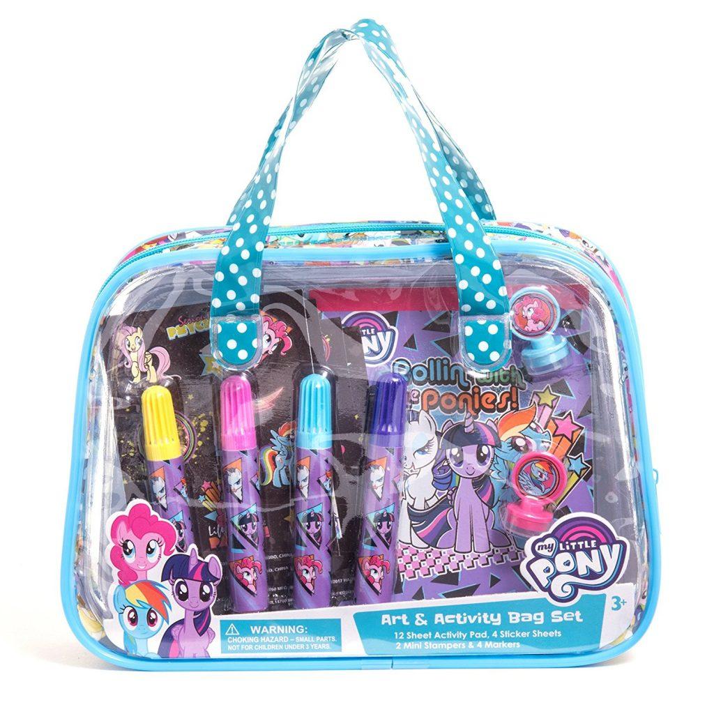 MLP: TM Art and Activity Supplies Bag Set 1