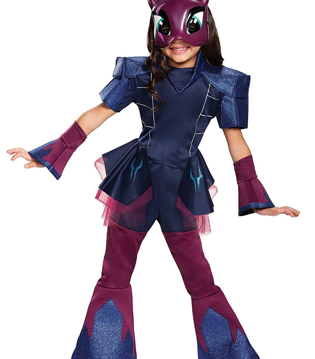 New My Little Pony The Movie Tempest Shadow Medium Deluxe Costume