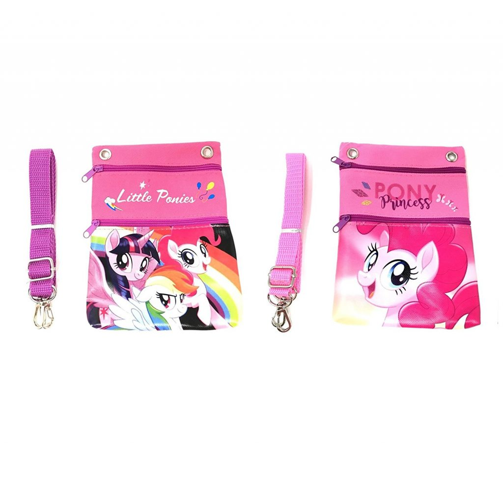LANYARD 2 Pinkie Pie Applejack MY LITTLE PONY ID CARD BADGE//PASS HOLDER