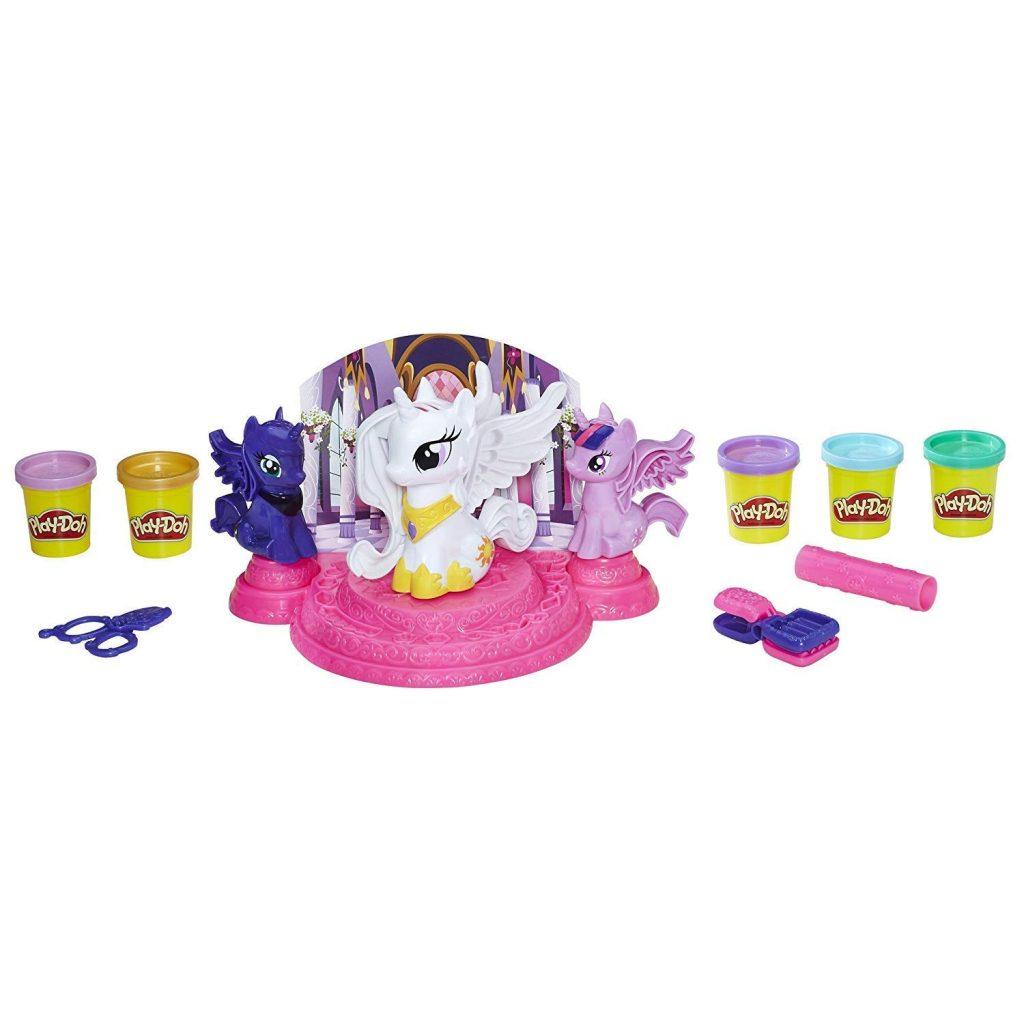 MLP: TM Canterlot Court Play-Doh Play Set 2