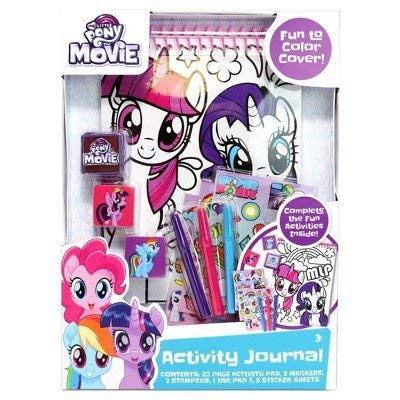 MLP: TM Activity Journal Set
