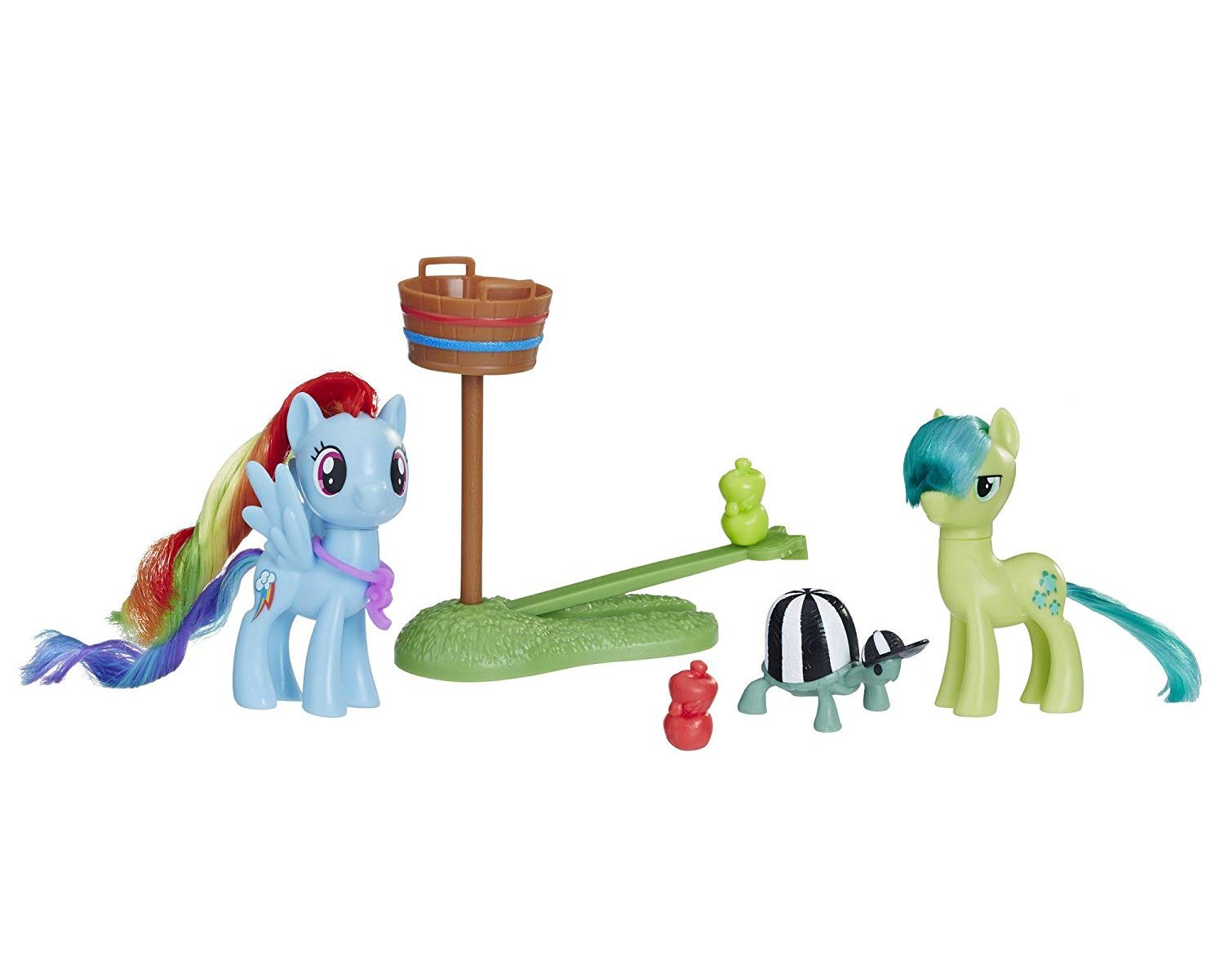 MLP: TM Rainbow Dash & Sandbar Figure 2-Pack 2