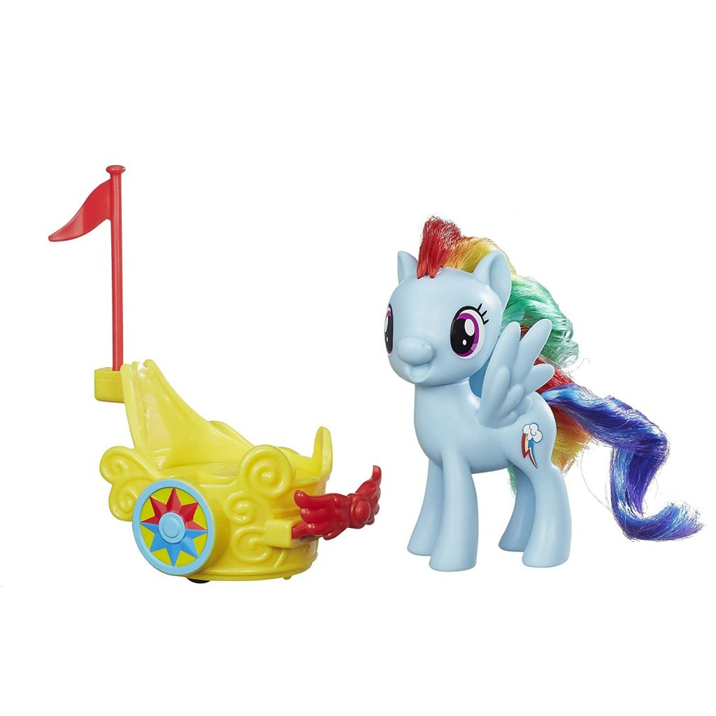 MLP: TM Rainbow Dash Royal Spin-Along Chariot Set 2