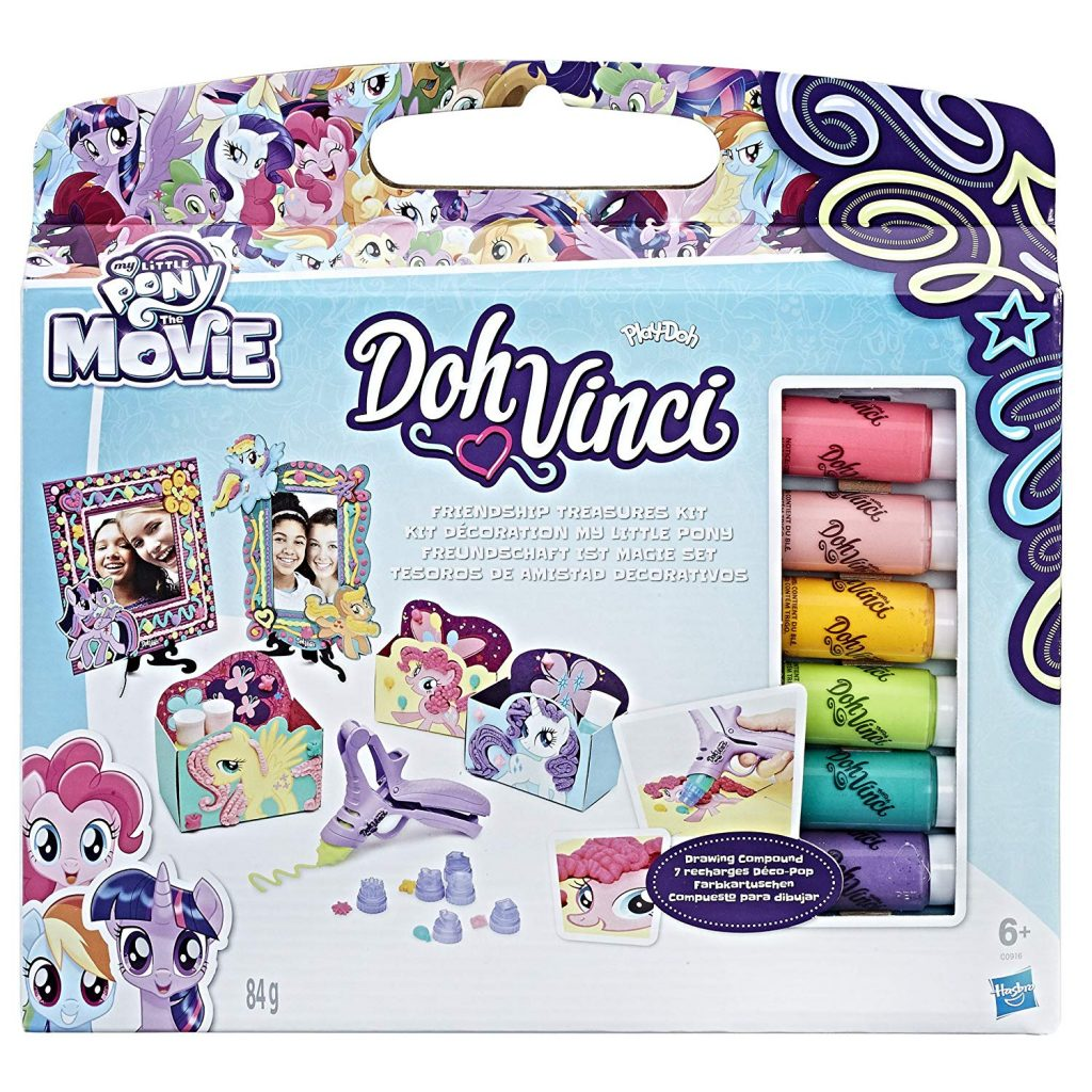 MLP: TM DohVinci Craft Kit Set 1