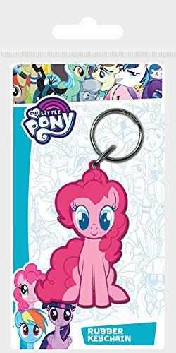 MLP: TM Pinkie Pie flat 2D Rubber Keychain