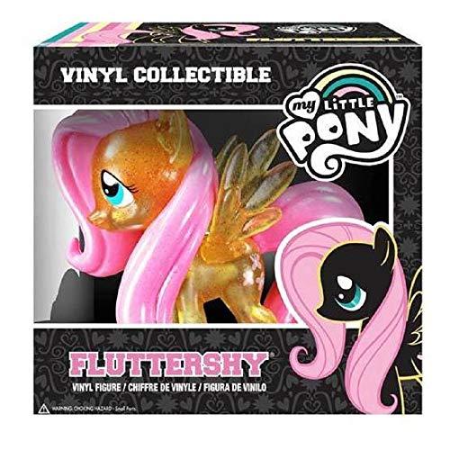 MLP: TM FP Fluttershy Glitter Vinyl Figure