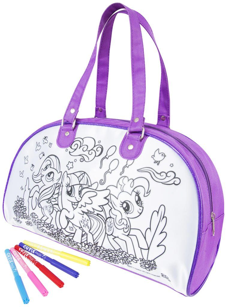 MLP: TM Color Your Own Weekender Bag Set 2