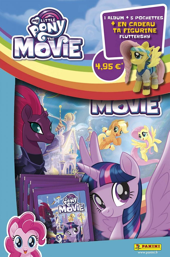 MLP: TM 5 Pocket Piece Album Set
