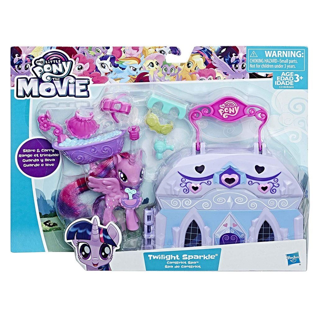 MLP: TM Princess Twilight Sparkle Canterlot Spa Set 1