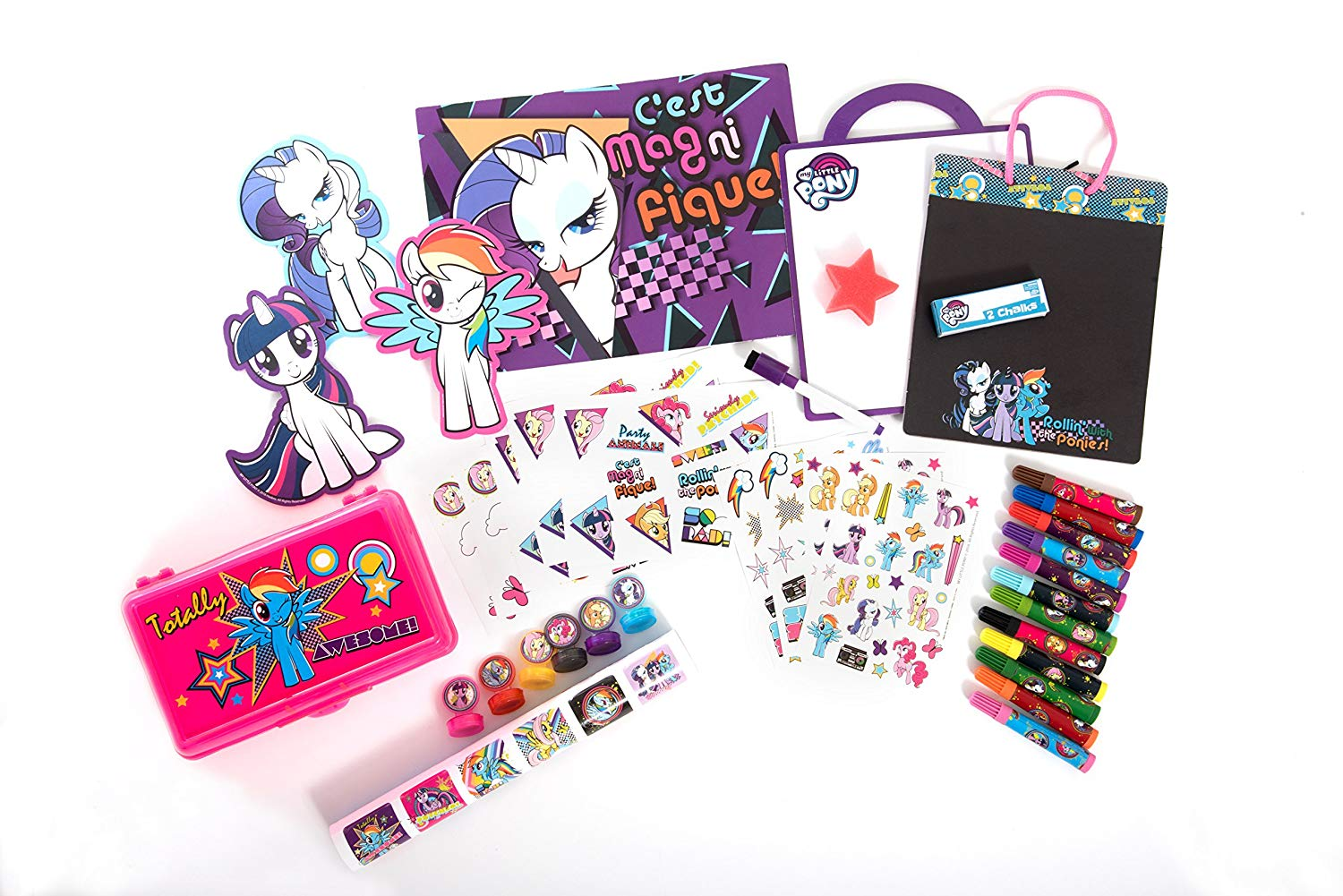 MLP: TM Color, Play, and Create Set 2