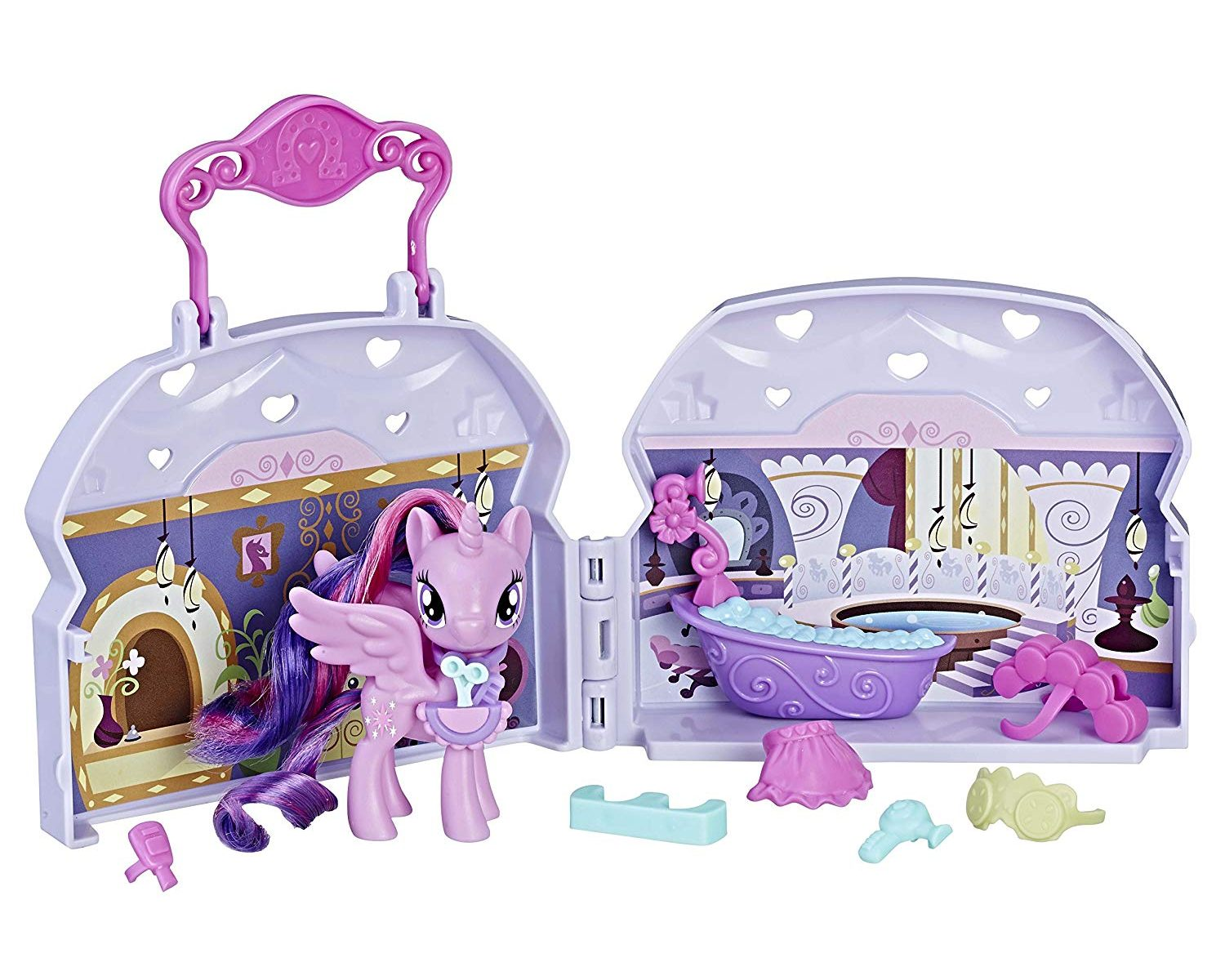 MLP: TM Princess Twilight Sparkle Canterlot Spa Set 2