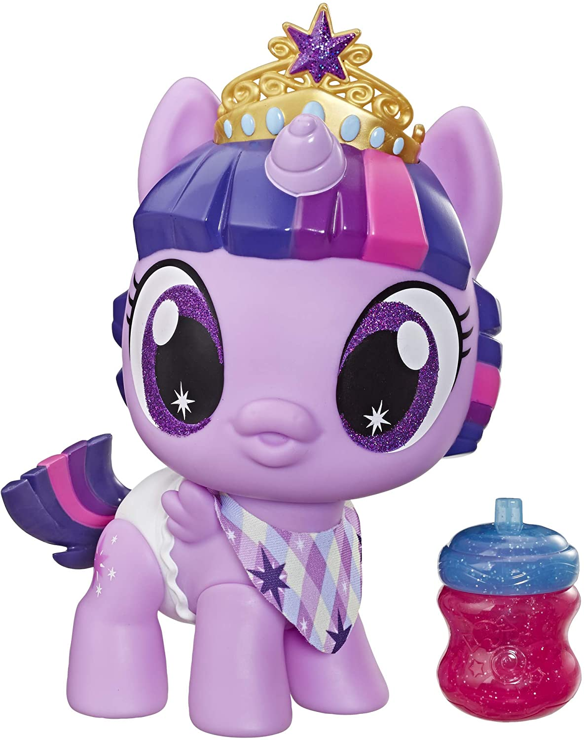 MLP My Baby Princess Twilight Figure Doll 2