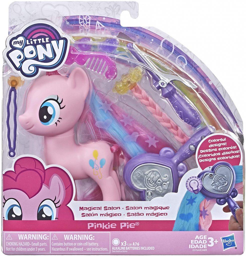 MLP Pinkie Pie Magical Salon Figure 1