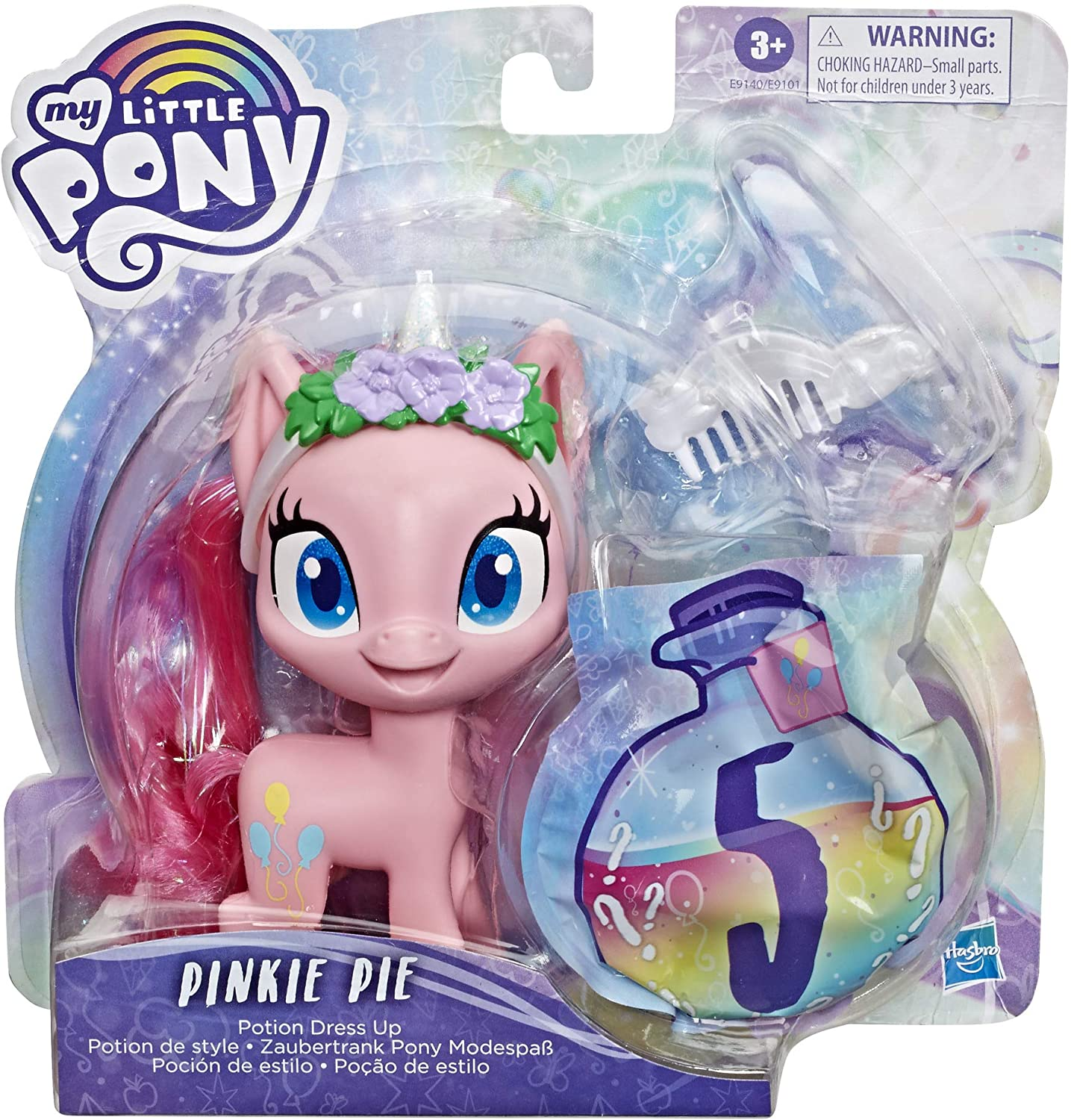 MLP Pinkie Pie Dress Up Figure 1