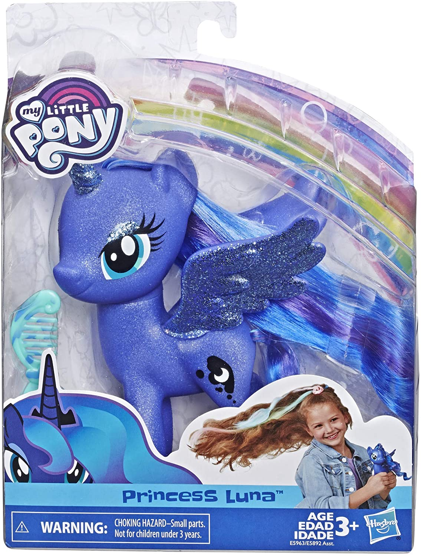 MLP Princess Luna Sparkling Figure 1