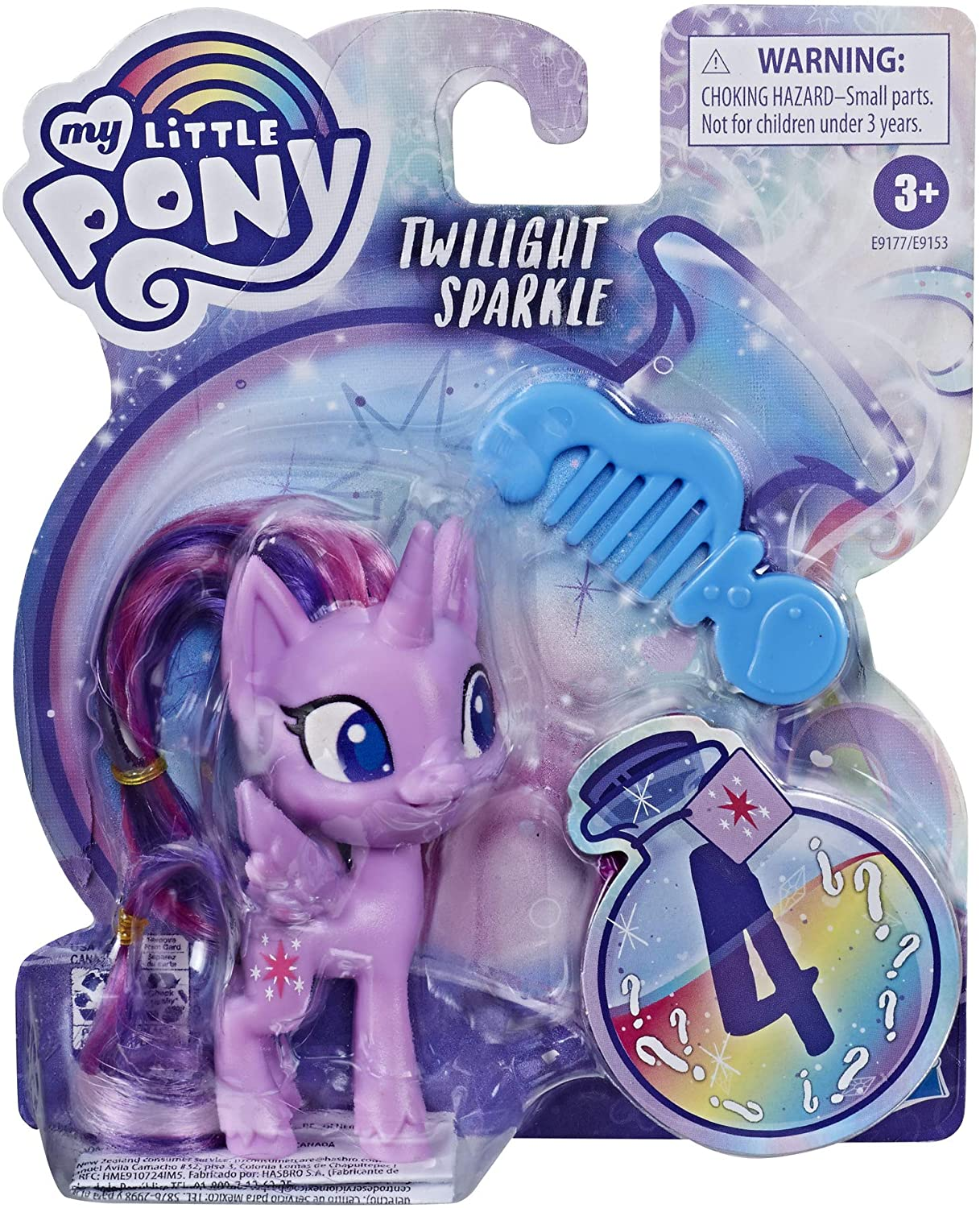 MLP Princess Twilight Sparkle Potion Figure 1