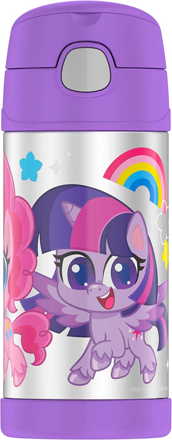 MLP: PL Thermos Funtainer Water Bottle 1