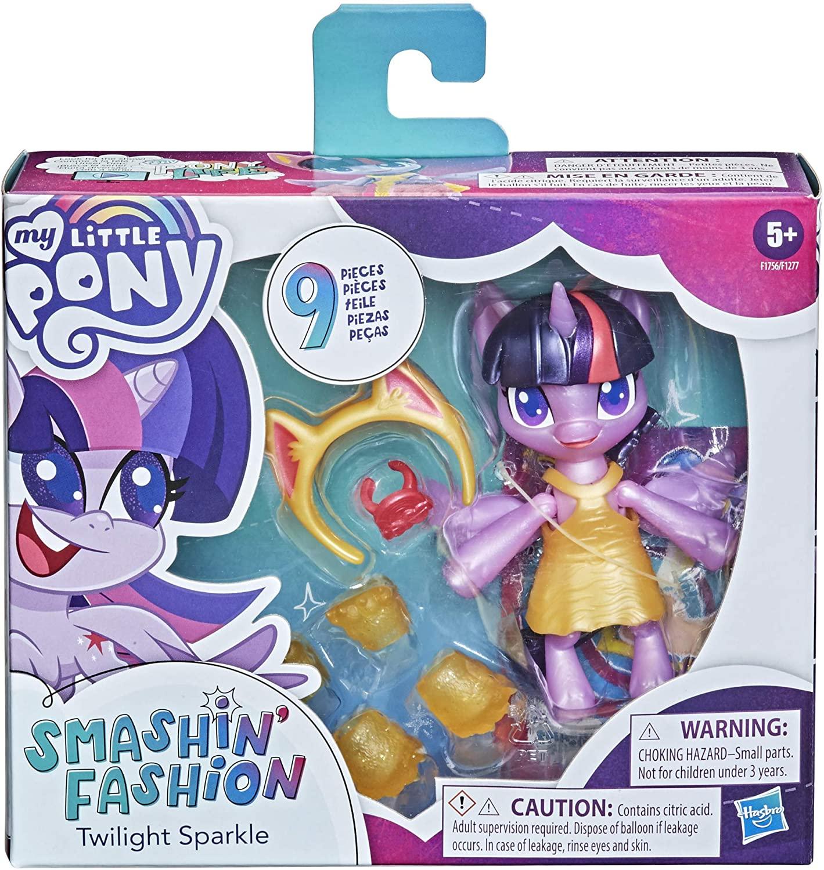 MLP: PL Smashin' Fashion Twilight Sparkle Figure 1
