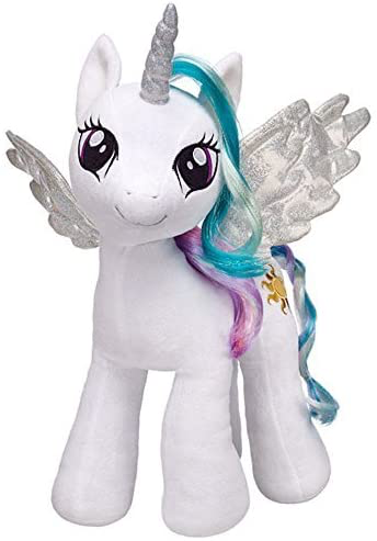 MLP Princess Celestia Build a Bear Plush Doll