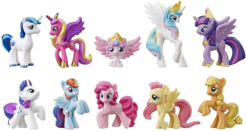 MLP Equestria Favorites Figure 10-Pack 2