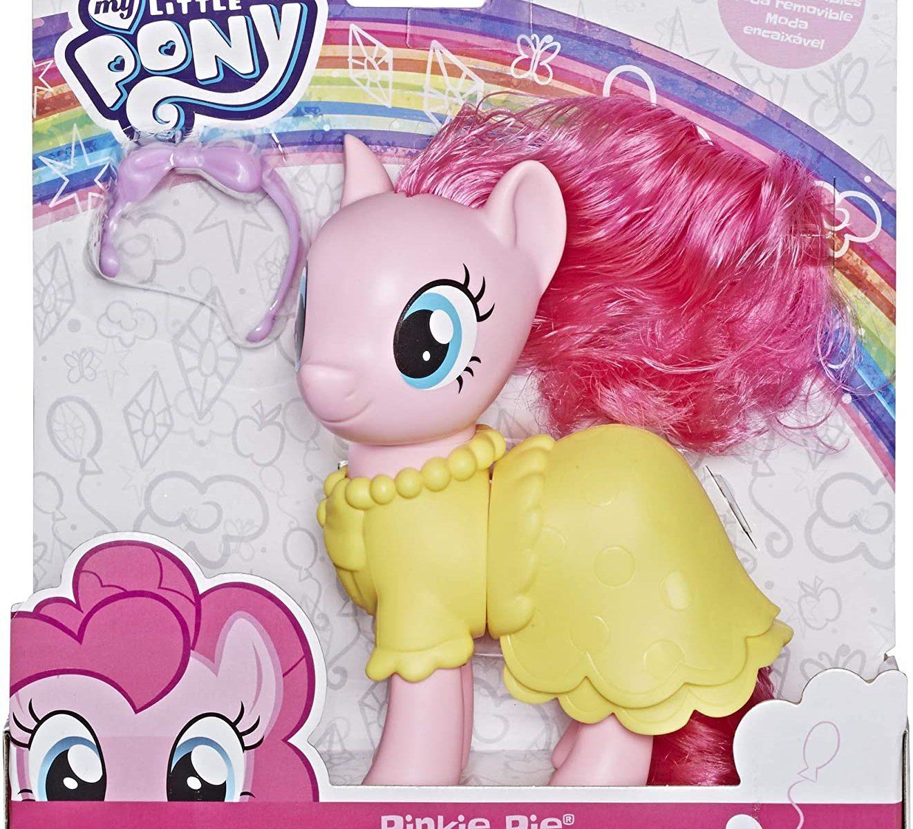 MLP Pinkie Pie Snap-On Fashion Figure 1