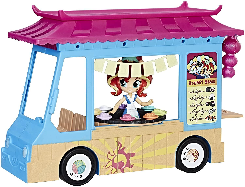 EG Sunset Shimmer's Rollin' Sushi Truck 2