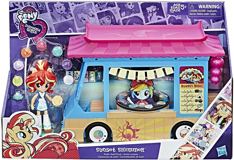 EG Sunset Shimmer's Rollin' Sushi Truck 1