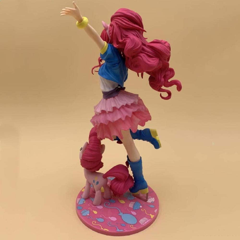 MLP Pinkie Pie PVC Doll Statue Set 3