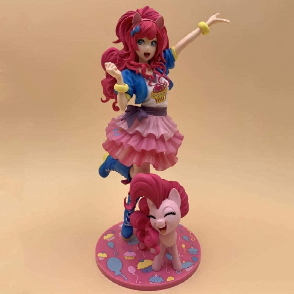 MLP Pinkie Pie PVC Doll Statue Set 1