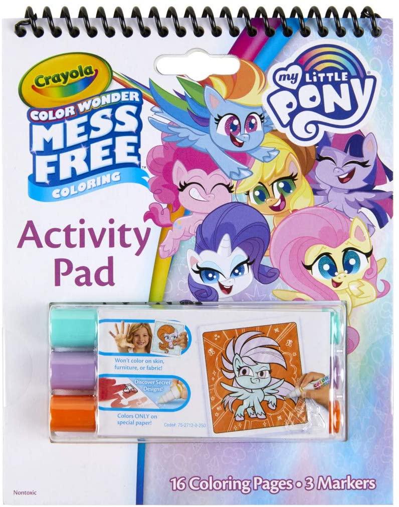 MLP: PL Crayola Color Wonder Activity Pad 1