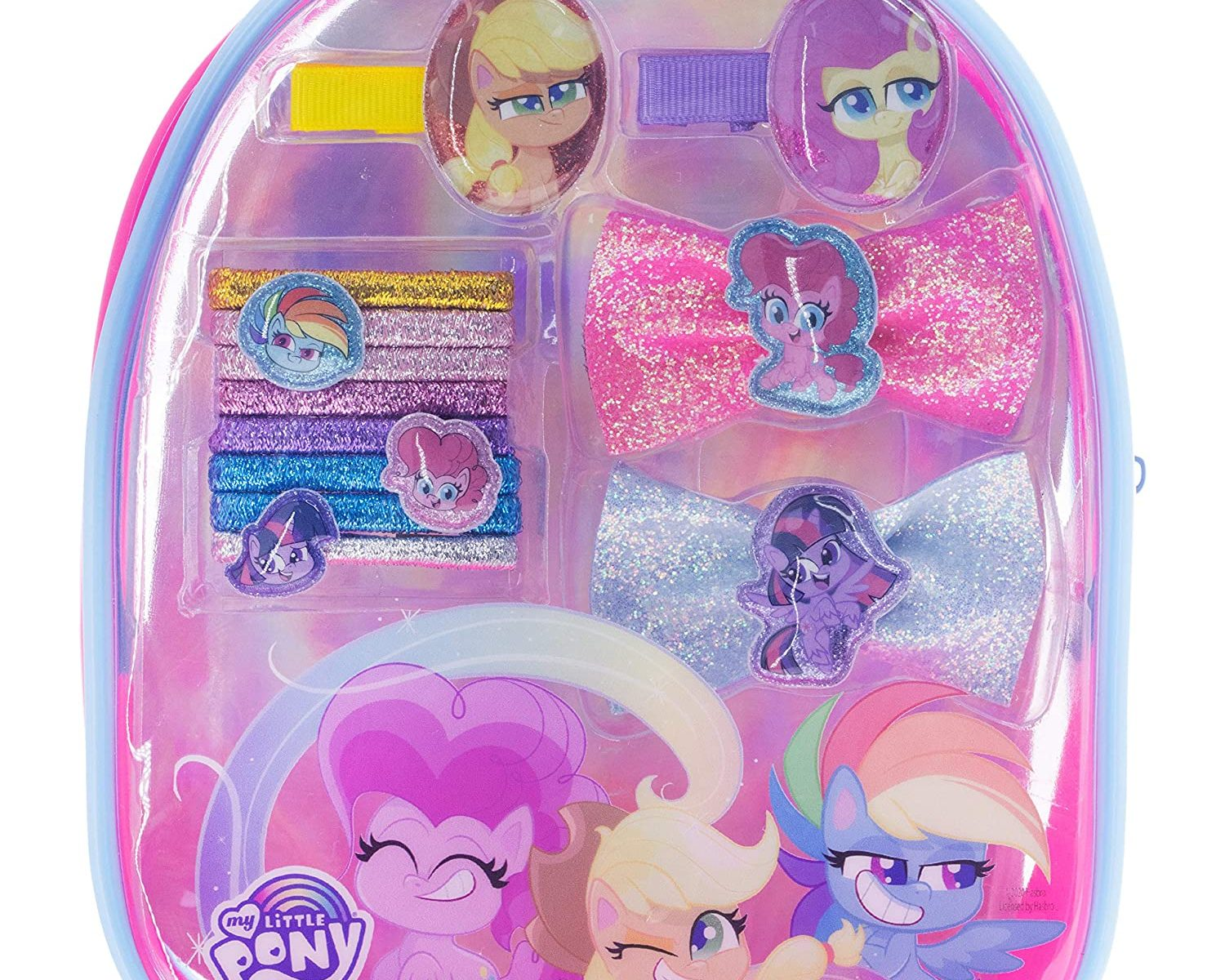 MLP: PL Miniature Hair Accessory Backpack 1