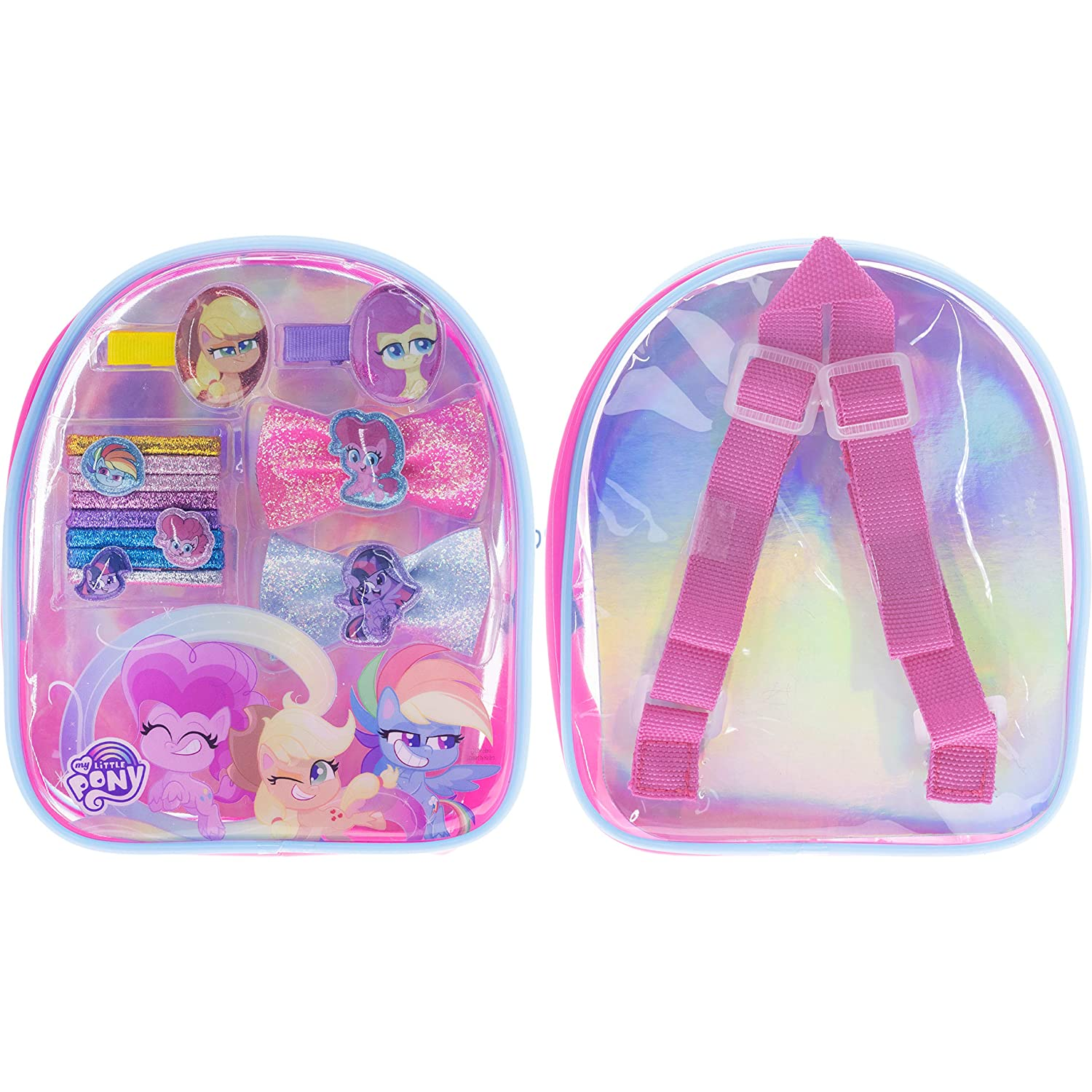 MLP: PL Miniature Hair Accessory Backpack 2