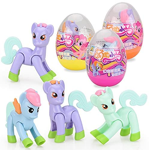 MLP Deformed Pony Toy Set