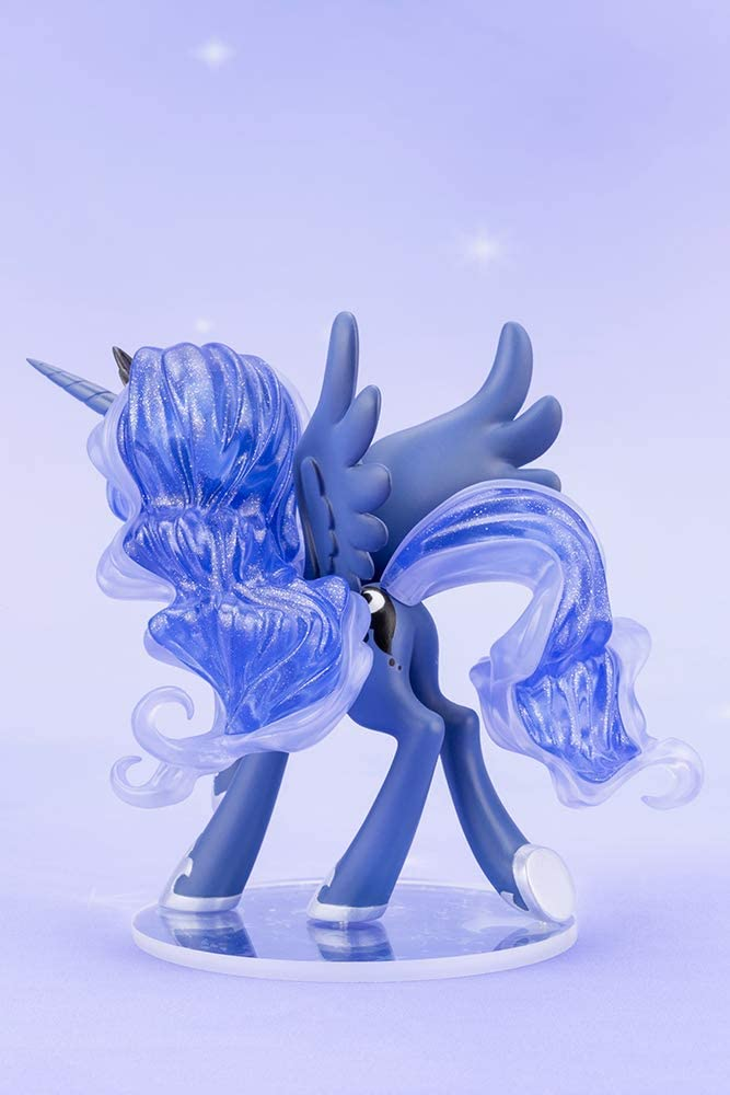 MLP Princess Luna PVC Doll Statue Set 5