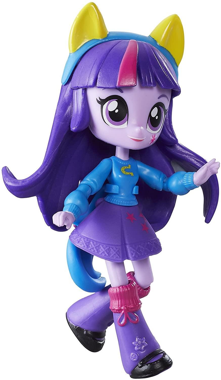 EG Princess Twilight Sparkle School Spirit Collection Mini Figure 2