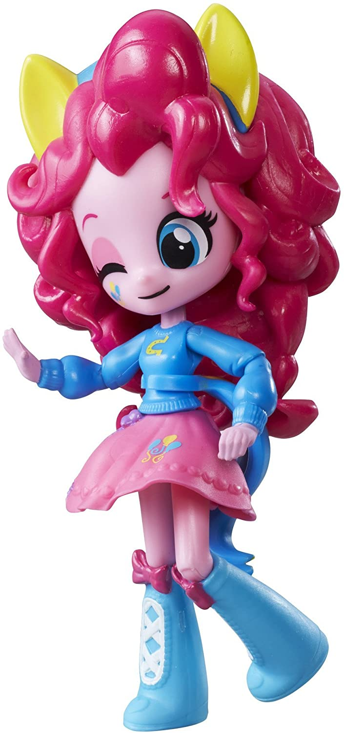 EG School Spirit Pinkie Pie Mini Doll Figure 2