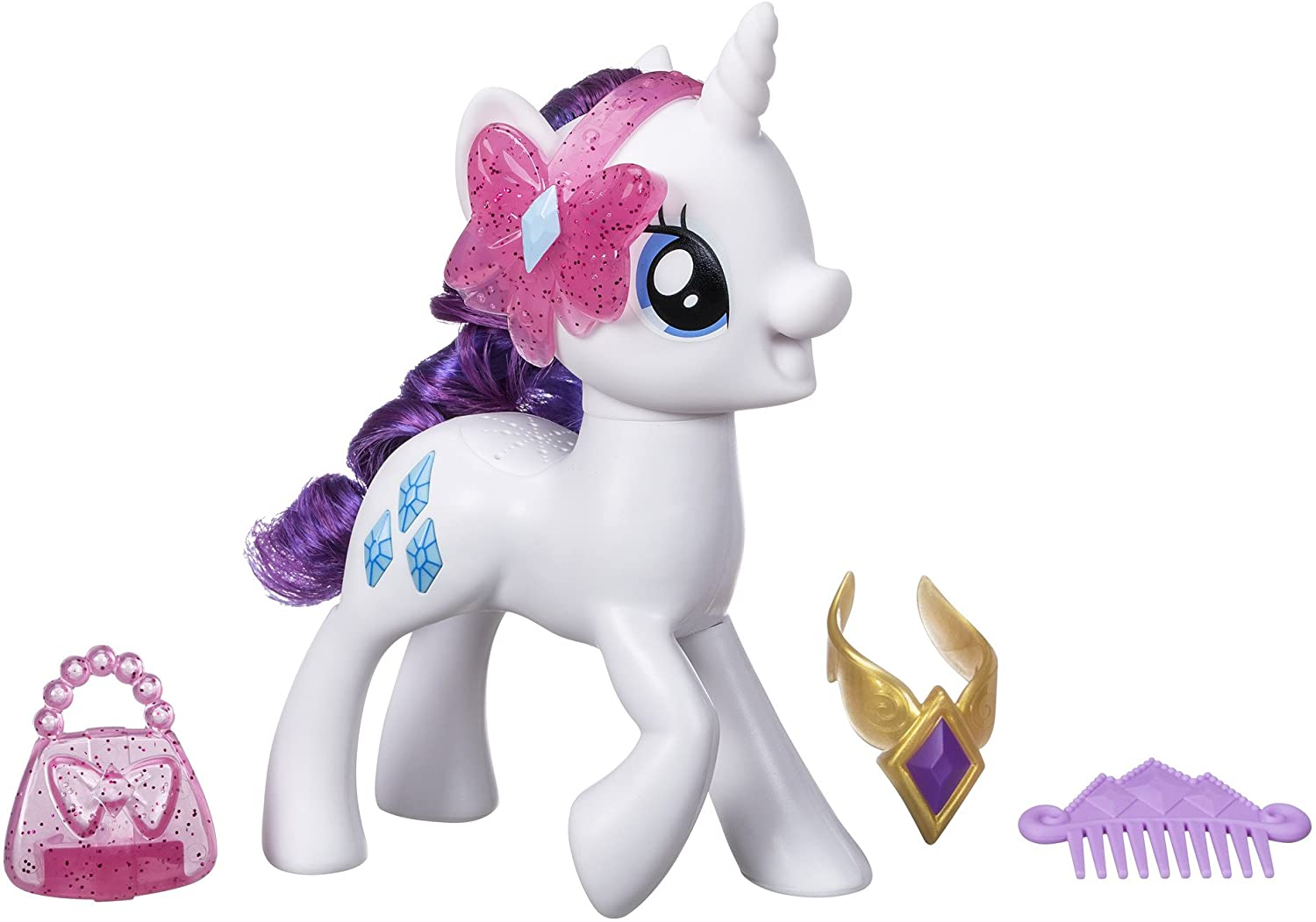 MLP Talking Rarity Doll Figure 2