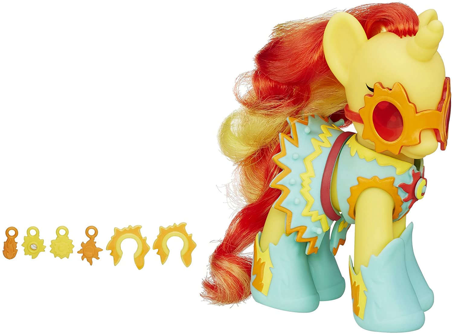 MLP Fashion Style Sunset Shimmer Figure 2