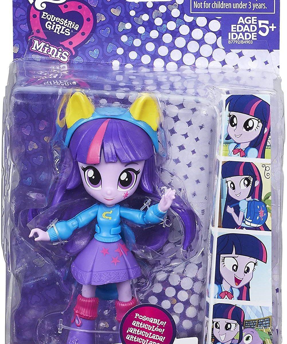 EG Princess Twilight Sparkle School Spirit Collection Mini Figure 1