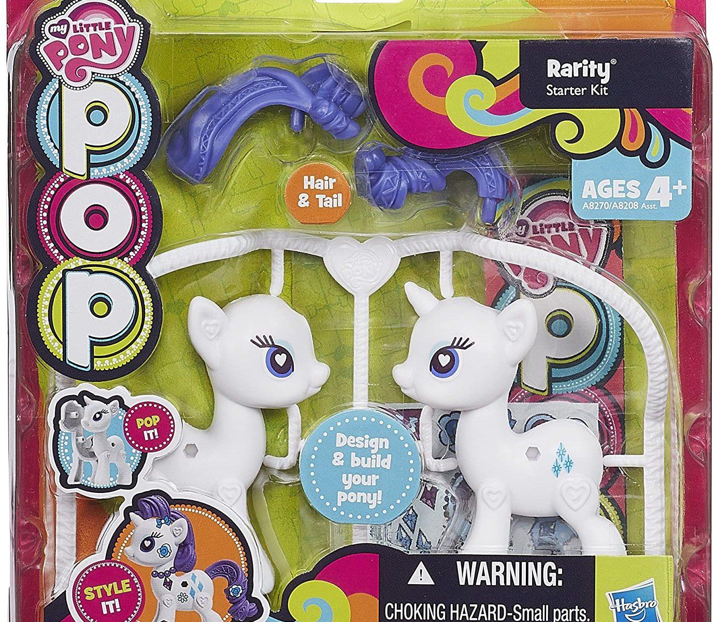 MLP Pop Rarity Starter Kit 1