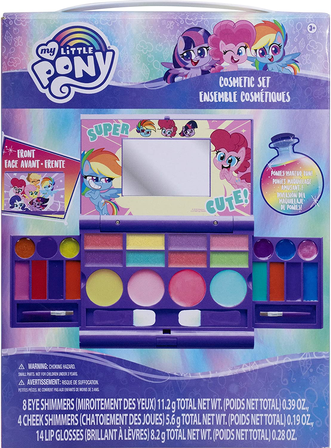 MLP: PL Cosmetic Compact Set 1