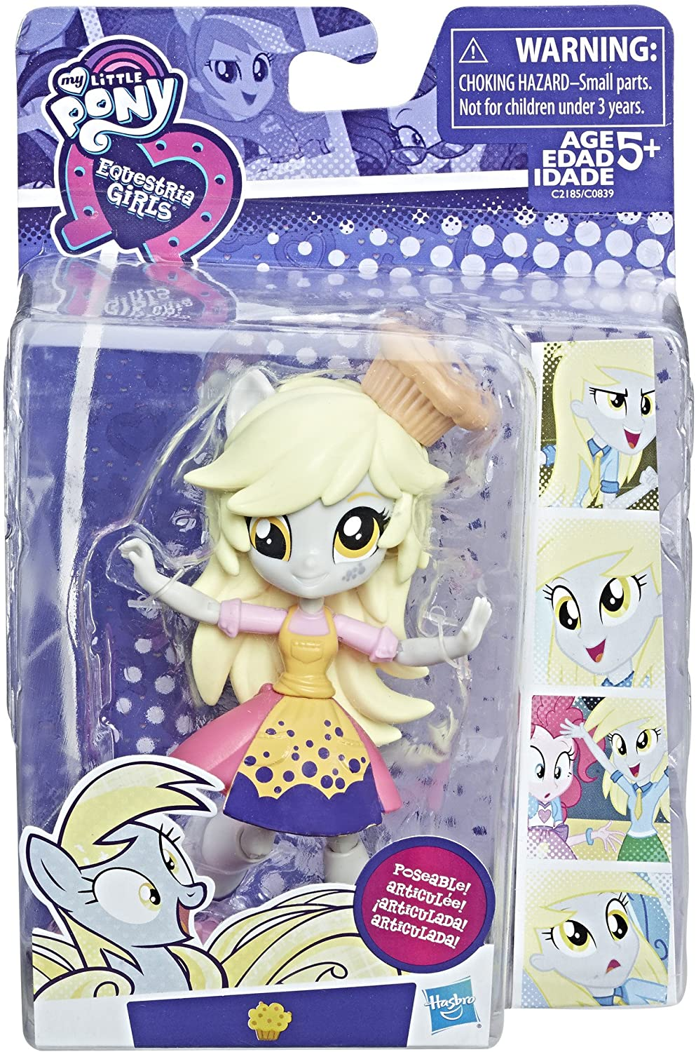 EG Derby Hooves (Muffins) Mall Collection Mini Figure 1