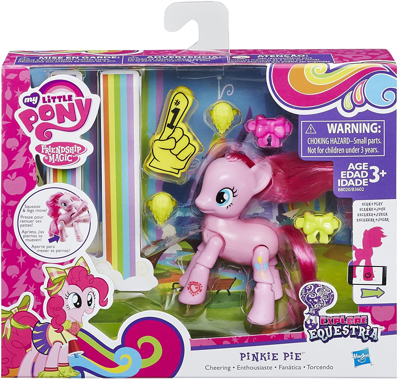 MLP Pinkie Pie Doll Figure 1