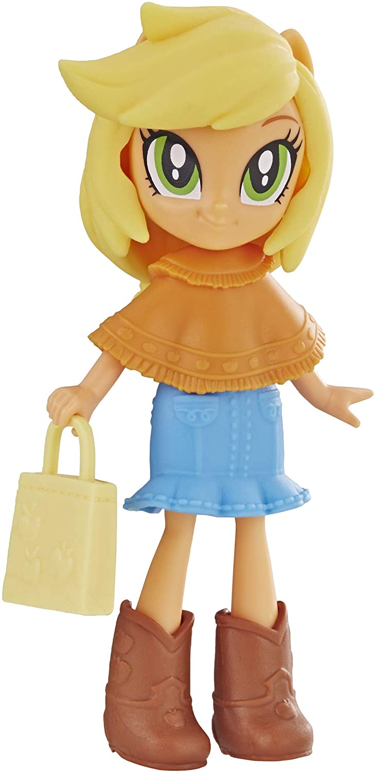 EG Fashion Squad Applejack Mini Doll Figure 2