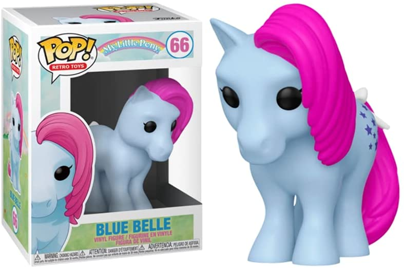 MLP Blue Belle Retro Funko Pop! Vinyl Figure