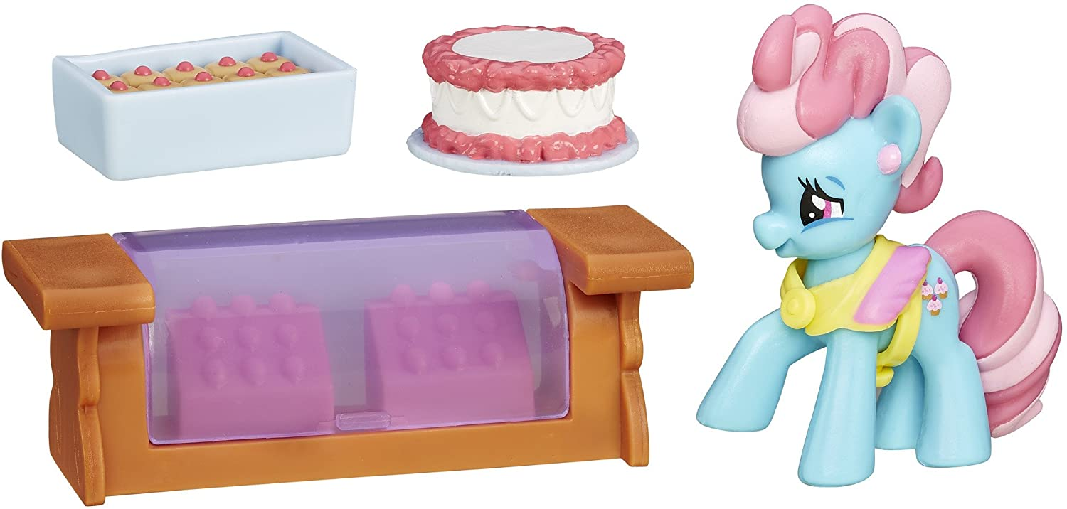 MLP Mrs Dazzle Cake Play Set 2
